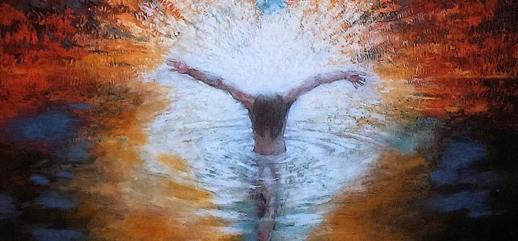 İSA MƏSİHİN VƏFTİZİ                      C ili