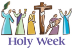 Holy Week Schedule – EASTER 2018