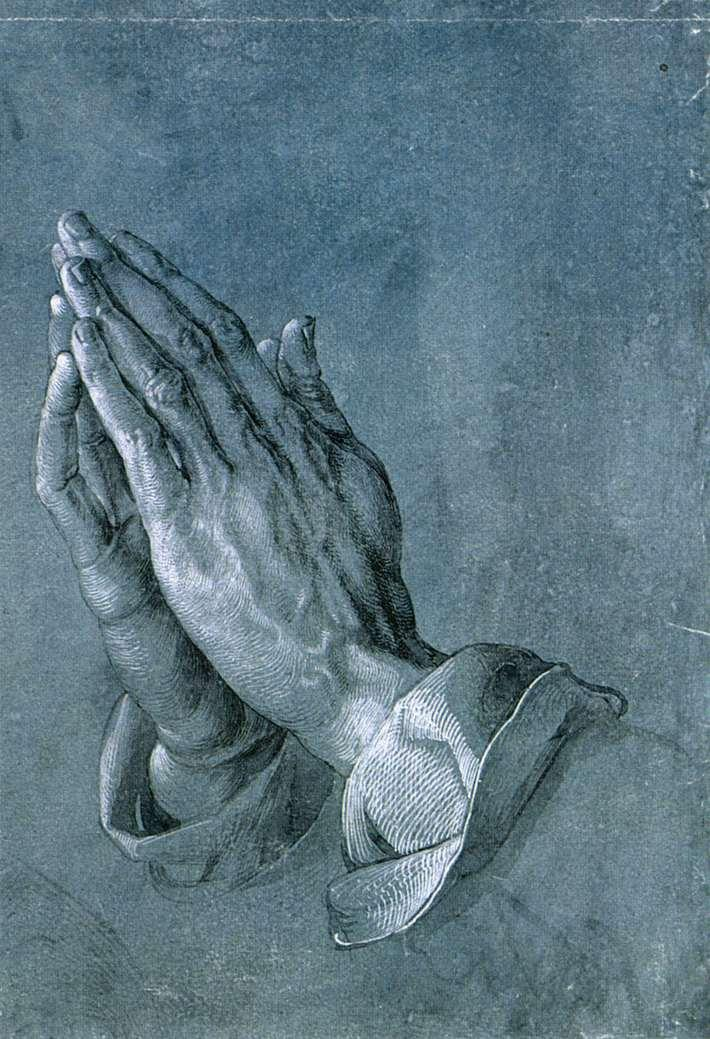 Durer_Albrecht-Study_of_an_Apostles_Hands_Praying_Hands