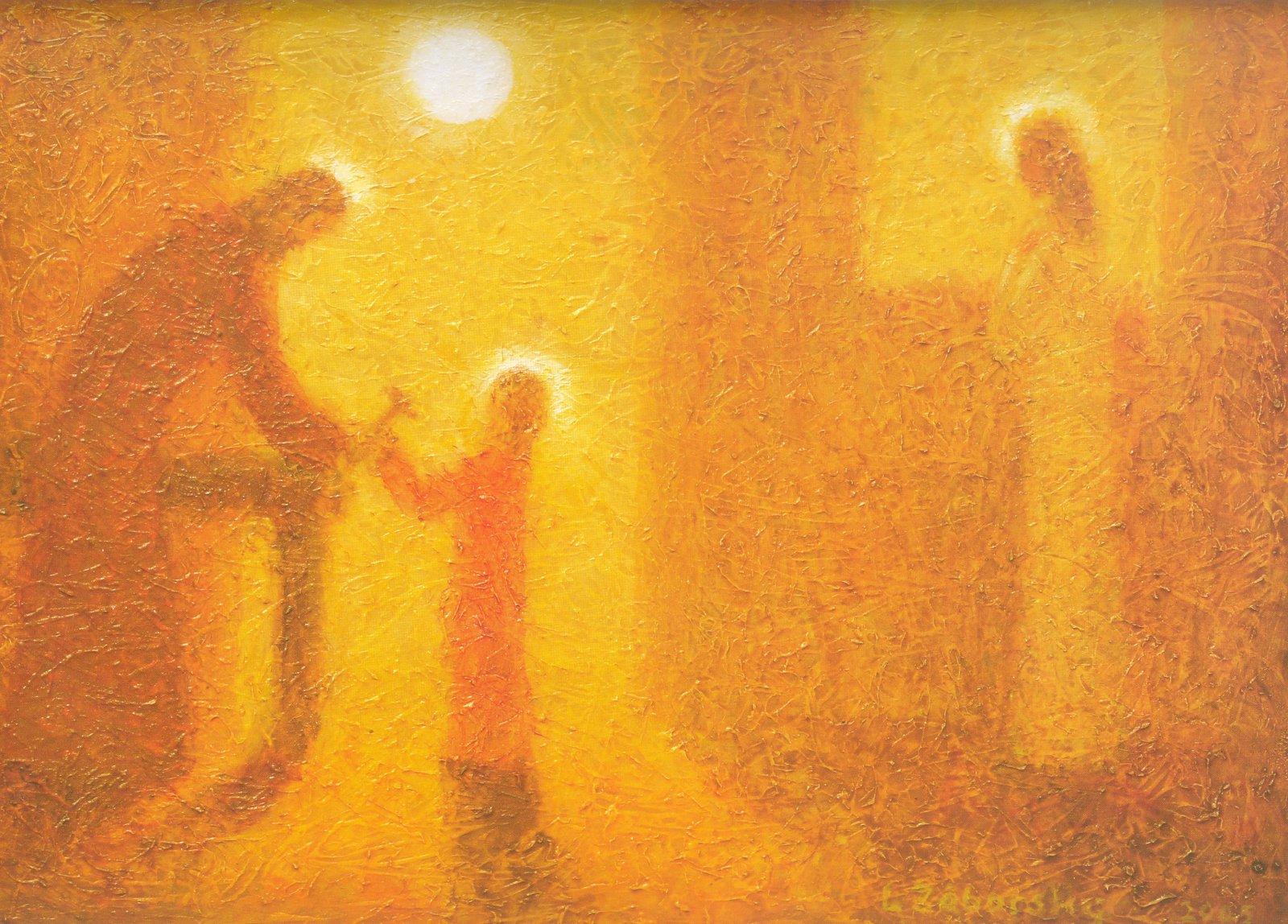Zaborsky - svata rodina