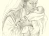 maria14-mary-holding-baby-jesus-sketch