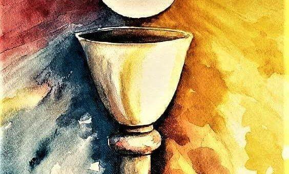 Воскресенье 29 марта 2020 – святая месса в часовни Христа Искупителя (13:00)