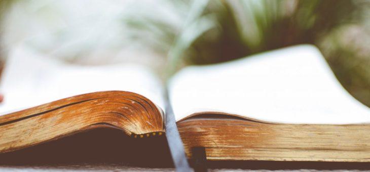 СОВМЕСТНОЕ ЧТЕНИЕ БИБЛИИ 1